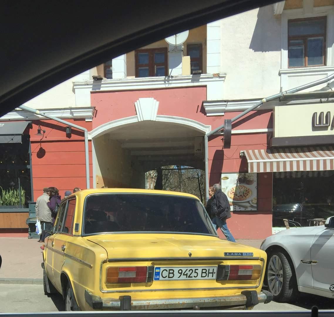 В Чернигове