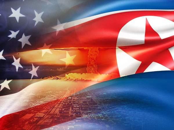 КНДР пригрозило США ответом на приближение американских ВМС
