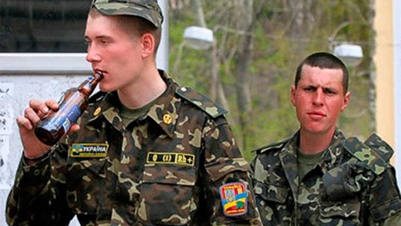 Военнослужащие ВСУ стали меньше употреблять алкоголь - Криштун