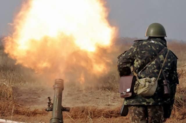 Обстрелы в АТО: 5 военнослужащих ВСУ получили ранение
