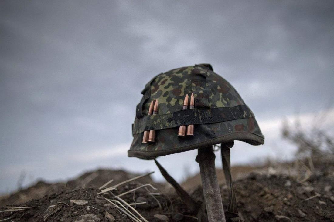 За минувшие сутки погиб один украинский военный