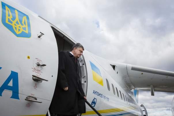 На модернизацию президентского самолета выделят 28 миллионов гривен
