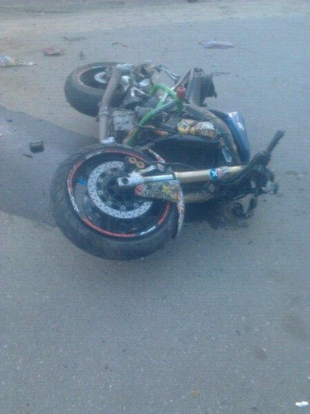 ДТП в Харькове, человек попал в реанимацию