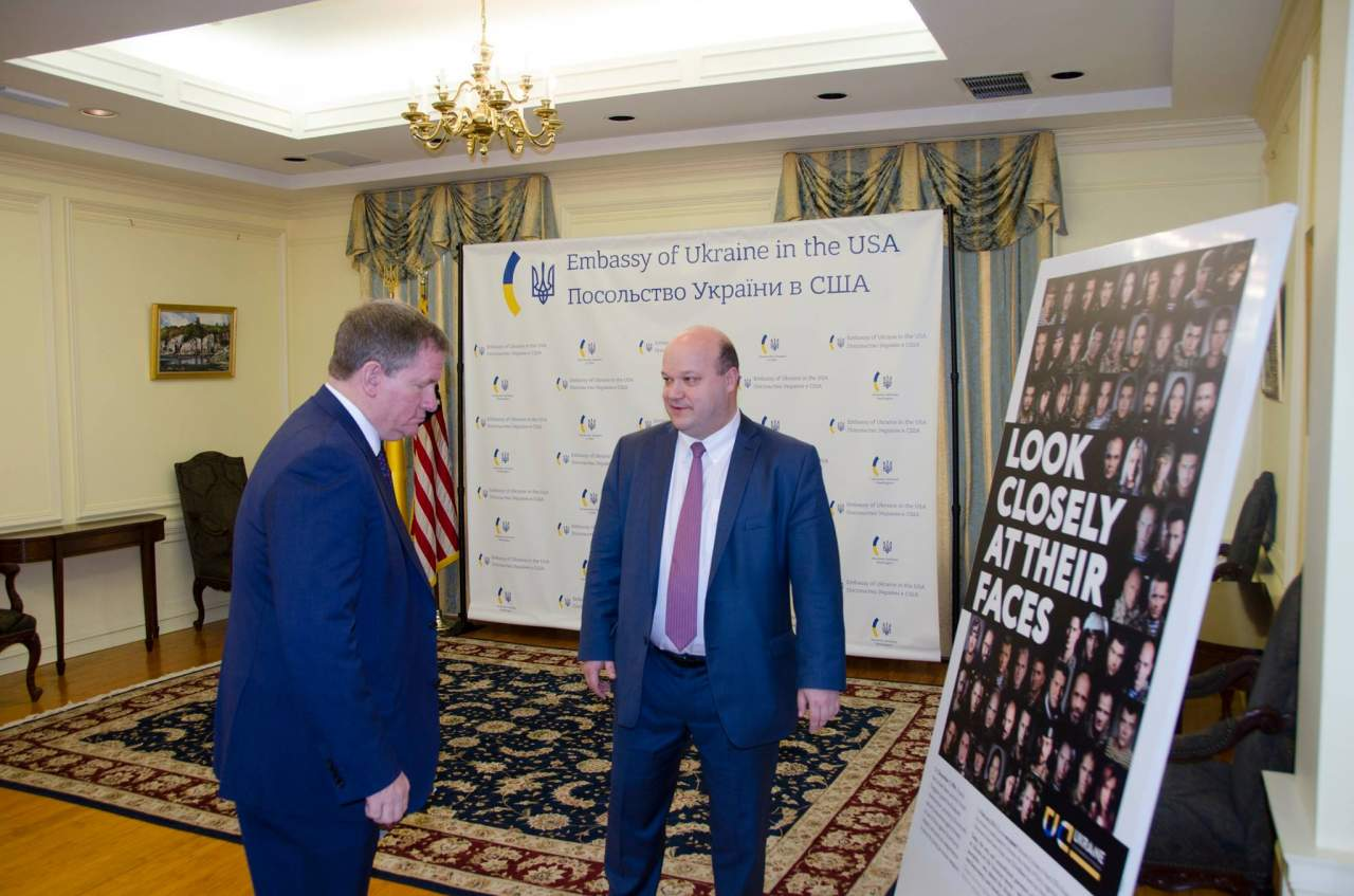 Посол Чалый в США лоббирует проекты развития ВСУ  (фото)