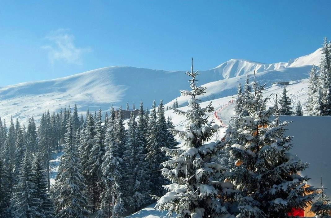 На Пасху в Карпатах ожидается схождение лавин