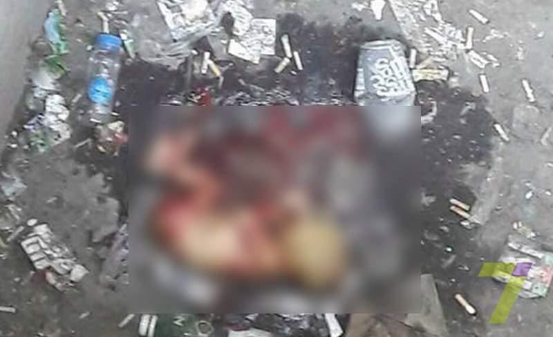 В одесском подвале обнаружили мертвого младенца
