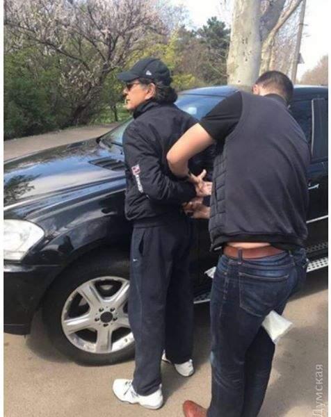 В Одессе задержали известного сицилийского мафиози