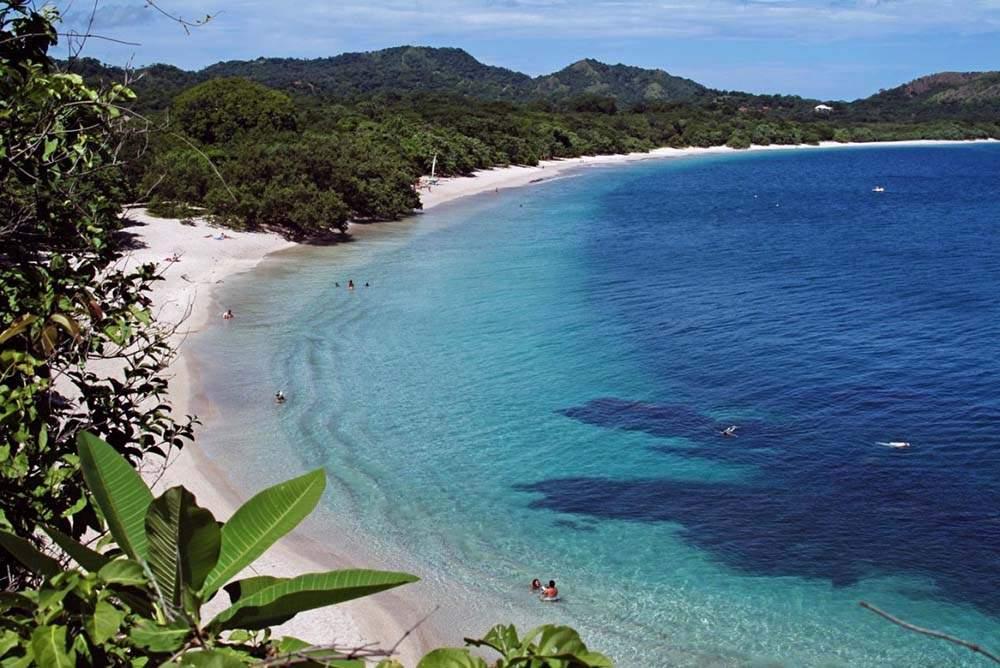 Береговая охрана Коста-Рики задержала судно с тонной кокаина на борту