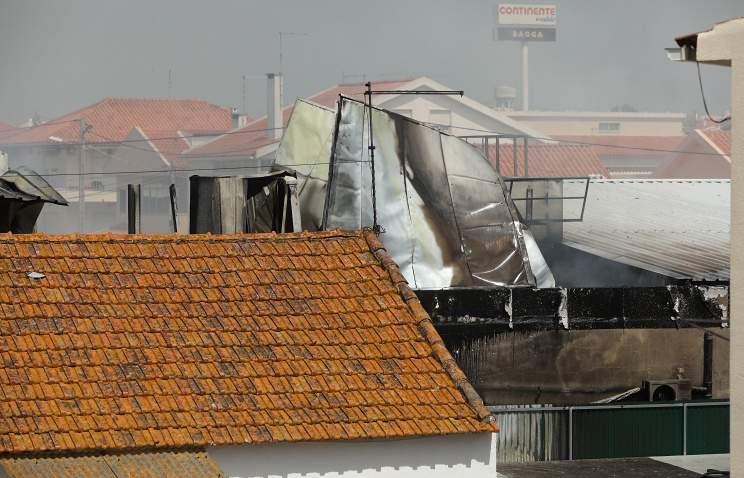 В Португалии потерпел крушение небольшой самолёт: погибли четыре человека (фото)