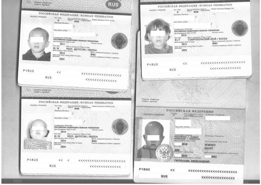 В Киеве задержали беженку из РФ, находившуюся в международном розыске (фото)