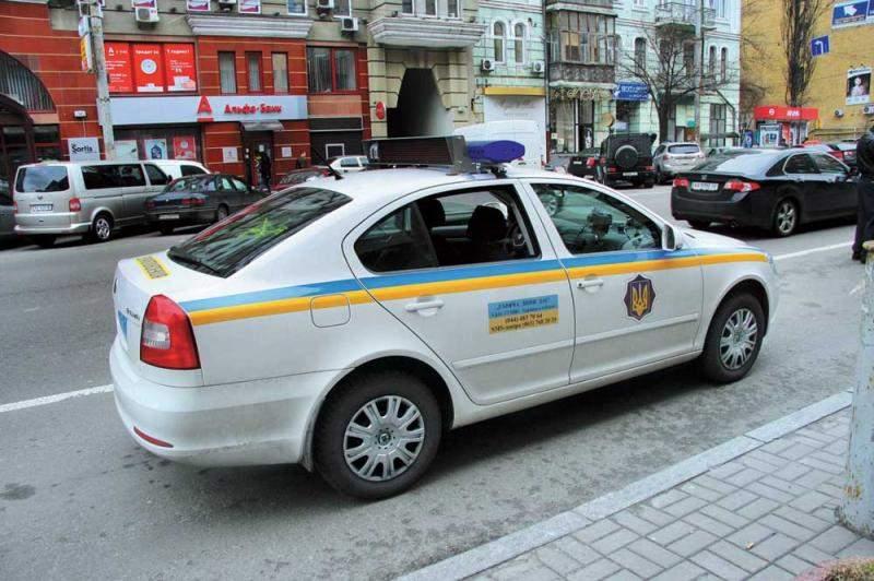 В Днепропетровской области полицейские угодили в ДТП и получили телесные повреждения