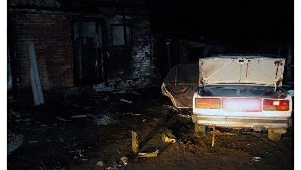 На Харьковщине разорвался снаряд: погиб 4-летний мальчик (фото)