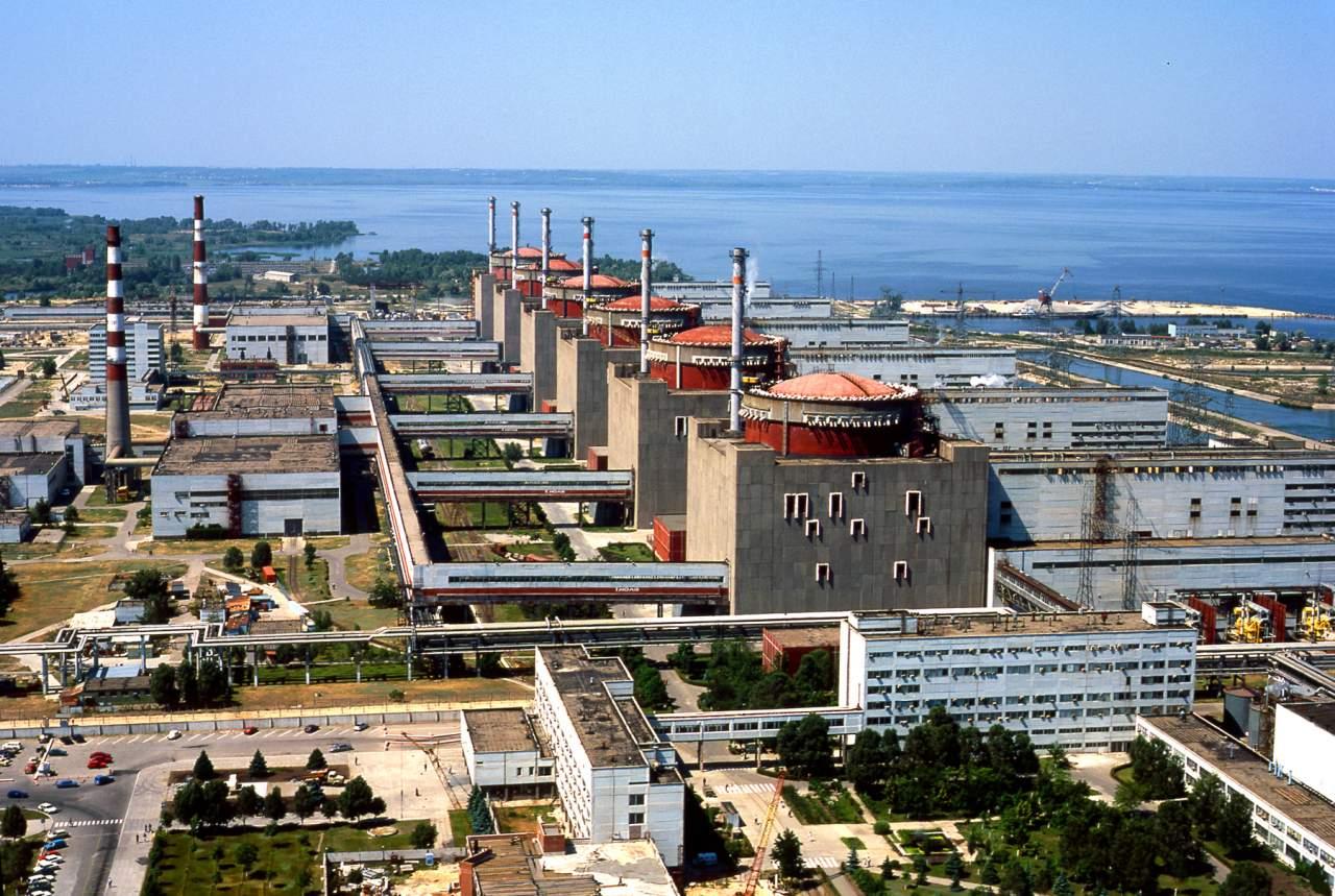 На Запорожской АЭС аварийно отключили от сети энергоблок №6