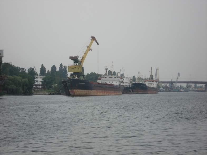 Российское судно потерпело крушения в Черном море