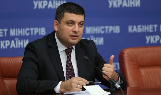 Премьер-министр Украины планирует оставаться на должности до 2020 года
