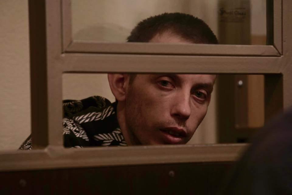 В Ростове судят украинского политзаключённого, который из-за голодовки не в силах говорить