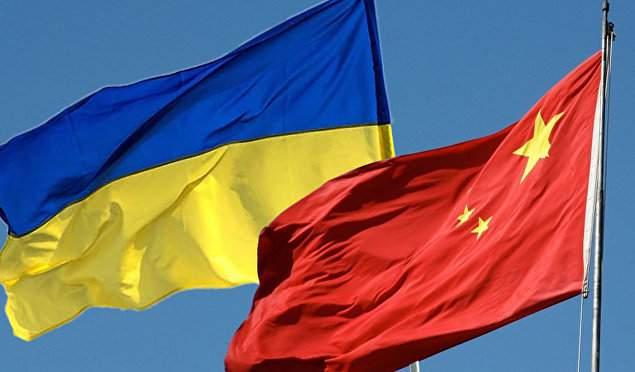 Китай готов ввести безвизовый режим с Украиной