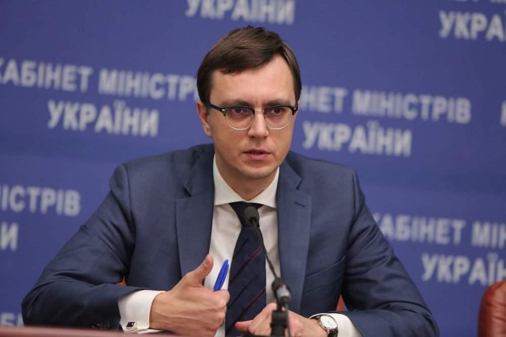 Я выбрал правововй путь: Омелян объяснил, почему поддержал решение взять Мартыненко на поруки