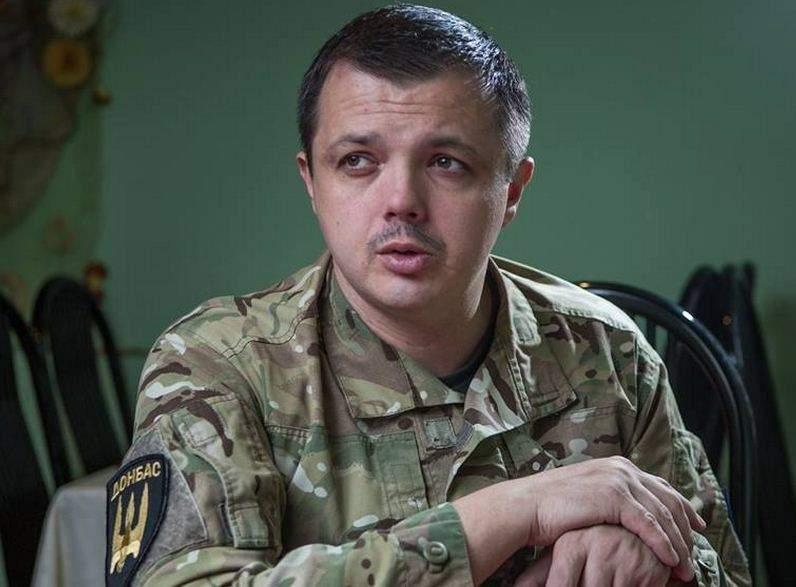 Семенченко предложил отрезать электричество не только Луганску, но и Донецку