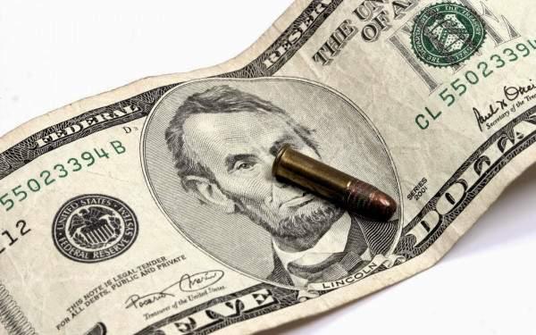 Определены страны с наибольшими военными расходами