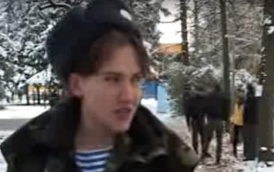Скауты под эмблемой свастики: «всплыла» шокирующая информация о прошлом Савченко и её первая публичная фотография