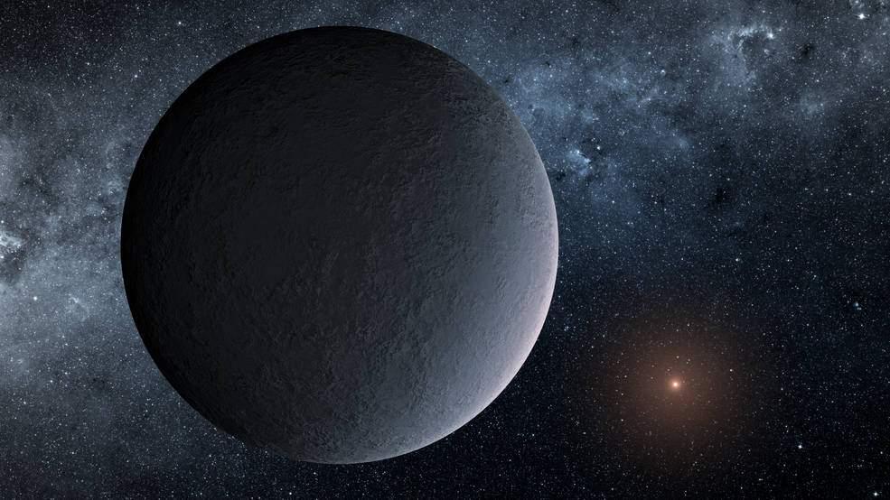 НАСА обнаружили новую ледяную планету размером с Землю