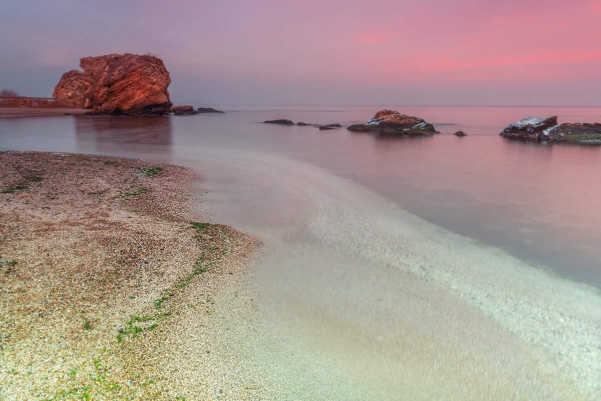 Одесское море завораживает своей красотой (Фото)
