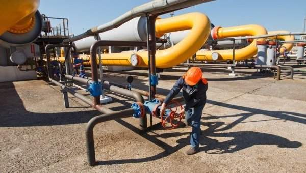 Украина увеличила объем газа в подземных хранилищах