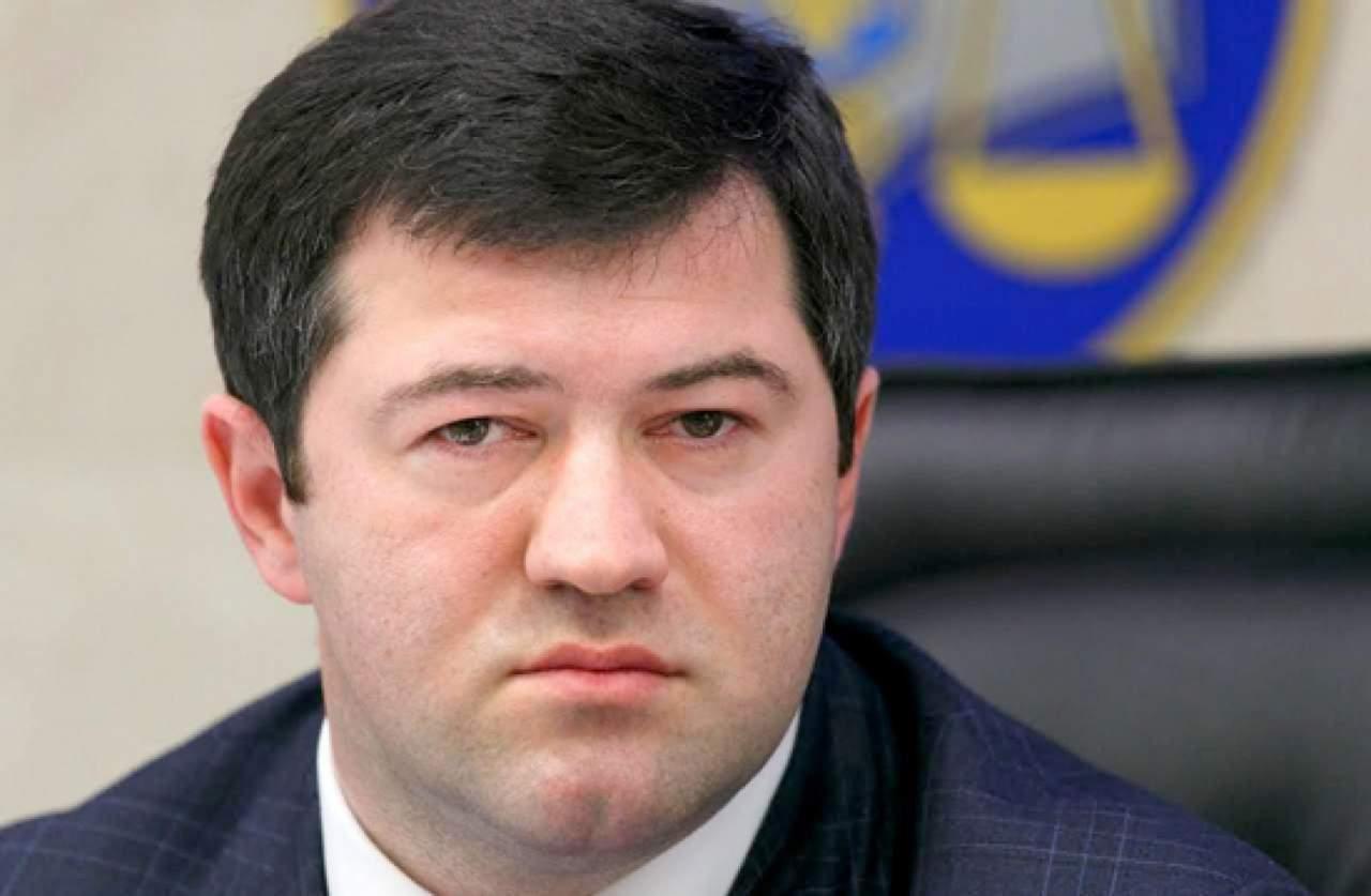 Экс-главу ГФС Насирова обязали носить электронный браслет еще 2 месяца