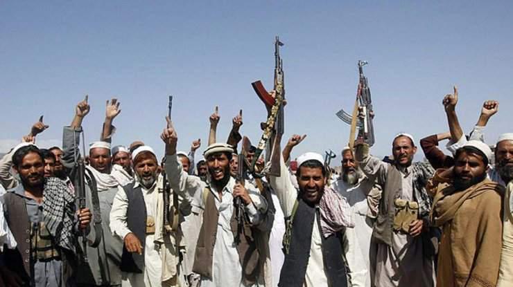 В Афганистане активизировались талибы