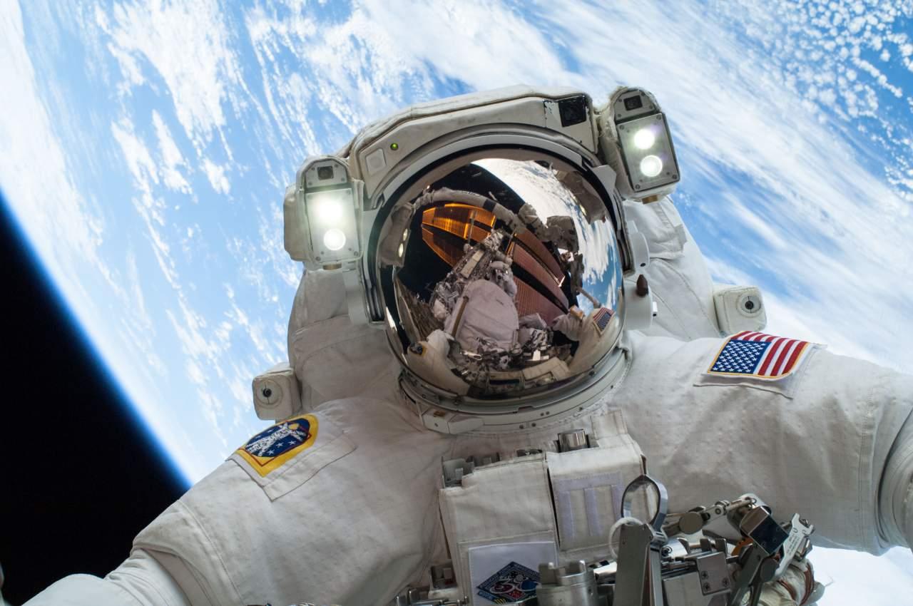 В США астронавты столкнуться с