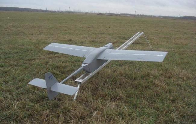В зоне проведения АТО был сбит беспилотник российского производства