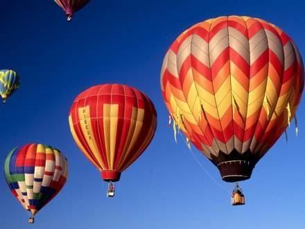 Во время Евровидения в Киеве в небо поднимутся 42 воздушных шара со всей Европы