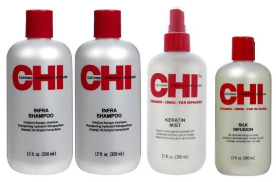 Отличная косметика по уходу за различными типами волос