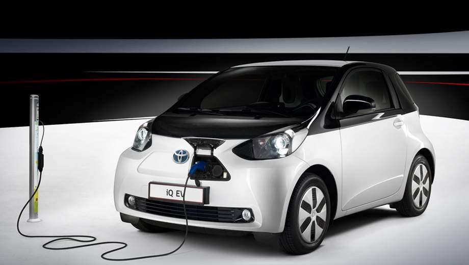В автопарке Кабмина появятся электромобили