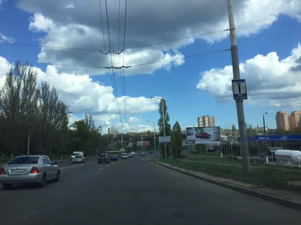 Вид на район одесского автовокзала (Фото)