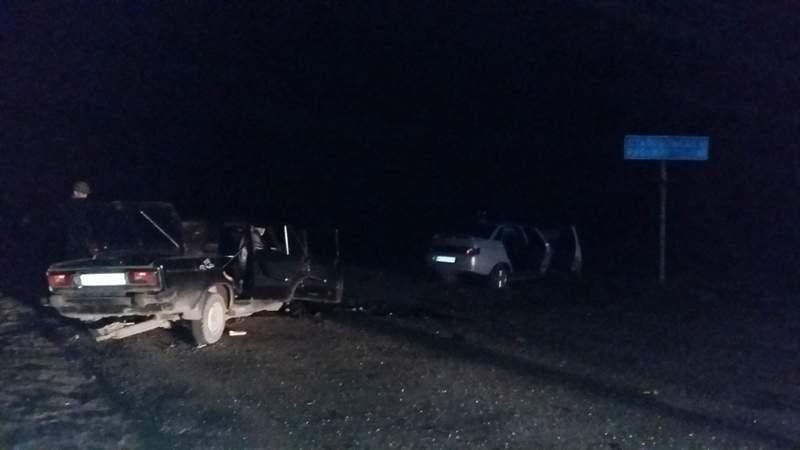Жуткое ДТП на Луганщине: один погиб, трое - травмированы (фото)