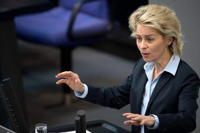 Немецкие военнослужащие потребовали извинений от министра обороны страны