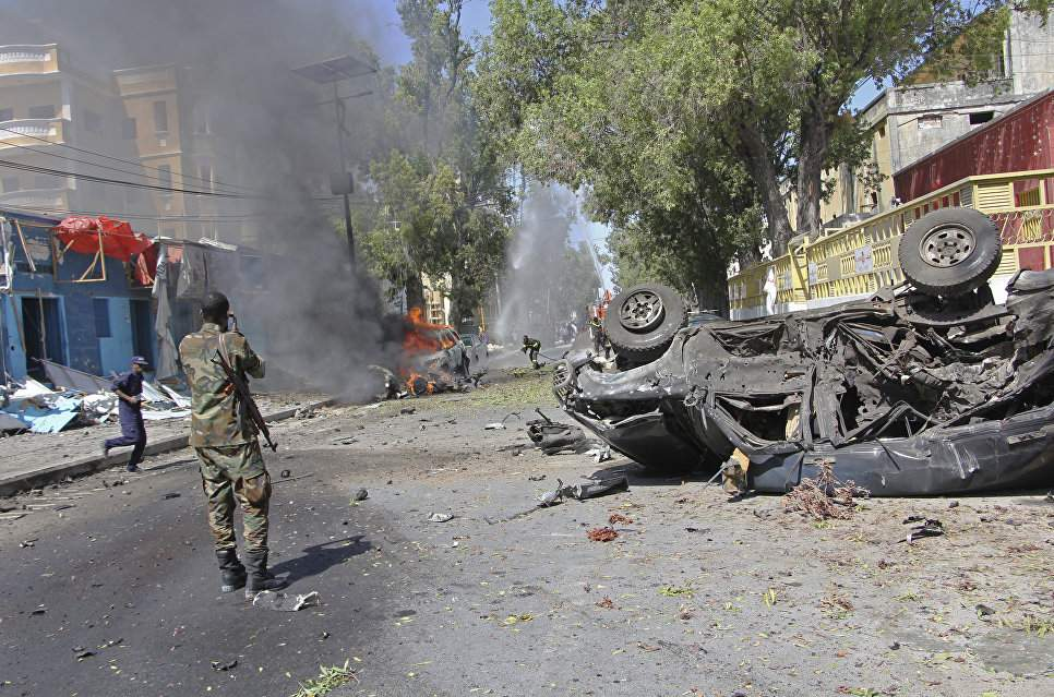 В Сомали застрелили министра по общественным работам и реконструкции страны