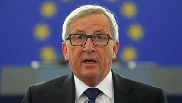 Юнкер призвал Евросоюз переходить с английского языка на французский