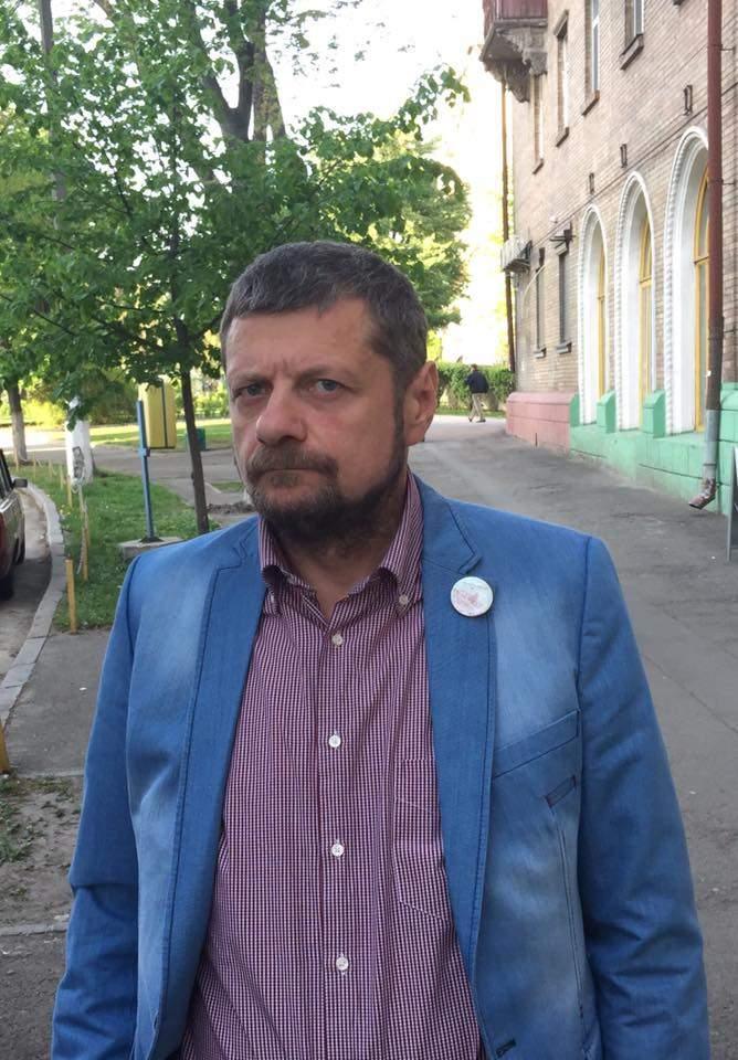 Мосийчук жёстко отреагировал на призывы посла США в Украине к созданию антикоррупционного суда
