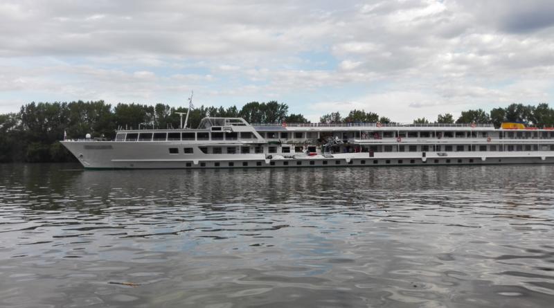 В Венгрии два украинских судна