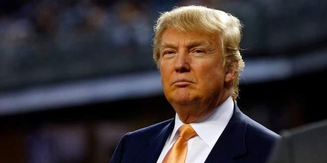 Американские телеканалы отомстили Трампу за надпись