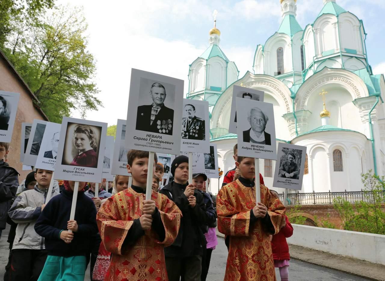 В Одессе отменили запланированный крестный ход ко Дню Победы