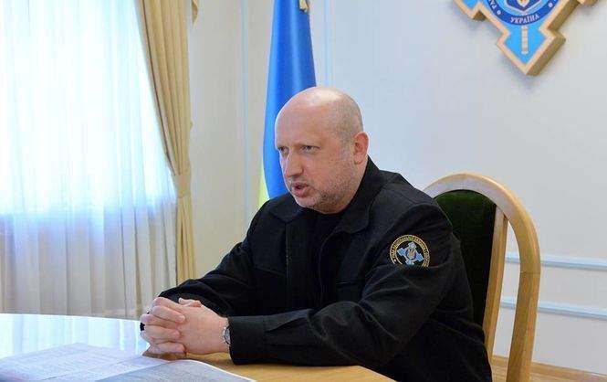 Турчинов сравнил АТО с Отечественной войной