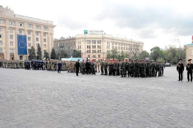 Отдать дань: в Харькове пройдёт церемония поднятия государственного флага (фото)