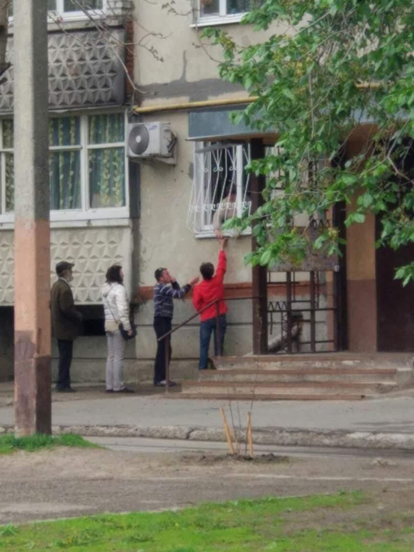 В Харькове в жилом доме обустроили