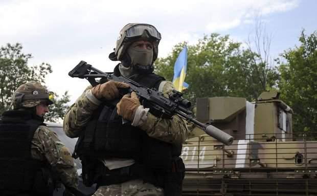 На Донбассе погиб боец ВСУ, ещё четверо ранены