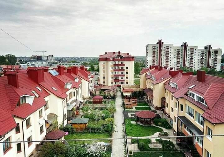 Фантастический город Ровно с разных ракурсов (Фото)