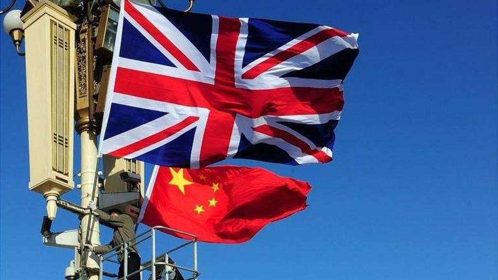 Великобритания стремиться заключить соглашение о свободной торговли с Китаем после выхода с ЕС